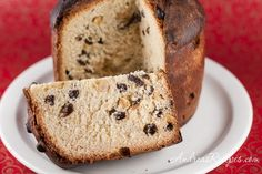 !Slow Rise Panettone - Andrea Meyers... !Adapted from Gourmet Magazine December 2008! !