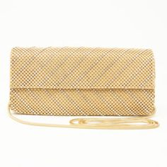 31184631ce0 Whiting & Davis Crystal Chevron Clutch – DesignerShare Best Handbags,  Chevron