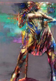 Katrina by Paul Goodnight | The Black Art Depot