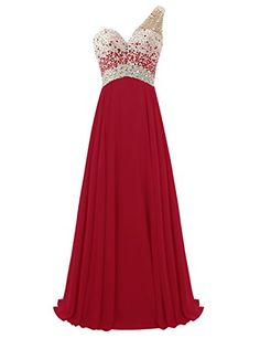 Dresstells® One Shoulder Homecoming Dress with Beadings Long Chiffon Bridesmaid Dress Dresstells http://www.amazon.co.uk/dp/B018HQAD64/ref=cm_sw_r_pi_dp_tcIGwb10N4YXJ