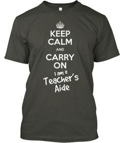 Limited Edition - Teacher's Aide T-Shirt | Teespring