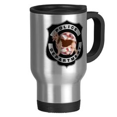 K9 Police Coffee Mugs