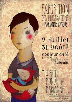 La Charte des auteurs et des illustrateurs jeunesse — Le Petit monde de Marianne