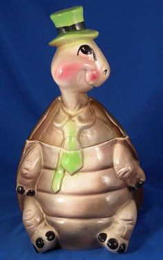 cookiejar.quenalbertini: Tommy Turtle Don Winton Cookie Jar | About. com