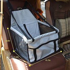 Dog Carriers Car Travel