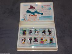Buchhüllendiorama Diorama Les Petits Pingos EU Kinder Surprise | eBay