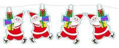 Cookie Cutters, Blog, Deco, Christmas, Garland, Xmas, Blogging, Decor, Navidad