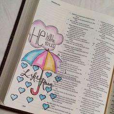 Journaling Ideias - Bíblia Sagrada