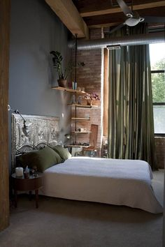 10 Unusual Things to Use as a Headboard | Apartment Therapy