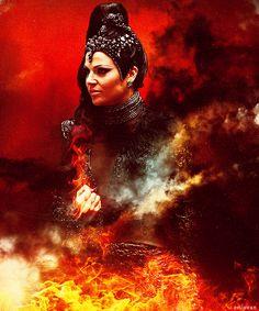 OUAT- Regina, the Evil Queen