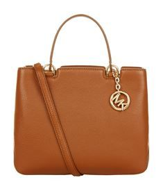 View the Medium Anabelle Grain Leather Tote