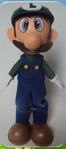 Luigi bros eva