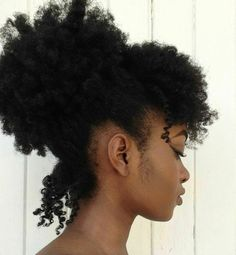 Cabello Afro Natural, Pelo Natural, Long Natural Hair, Natural Hair Bangs, Afro Hairstyles, Trendy Hairstyles, 4c Natural Hairstyles, Type 4c Hairstyles, Hairstyles Pictures