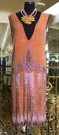 Vintage Original 20's dress