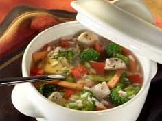 Protein Power Diet Chicken/Vegetable Soup...Delicious!