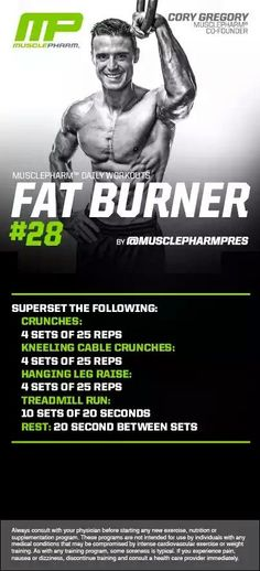 Fat Burner #28
