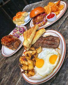 English Breakfast Traditional, Brunch, Good Food, Yummy Food, Food Goals, Recipes From Heaven, Hamburgers, Aesthetic Food, Eat Breakfast