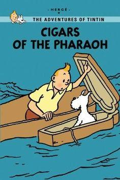 Les Aventures de Tintin - Album Imaginaire - Cigars of the Pharaoh