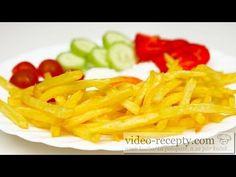 Tajný trik na hranolky, ktoré chutia ako z McDonaldu: Keď ich dáte na panvicu takto, na tie kupované si nikto nespomenie! Mcdonalds Fries, Macaroni And Cheese, Carrots, Food And Drink, Vegetables, Cooking, Ethnic Recipes, Youtube, Kitchen