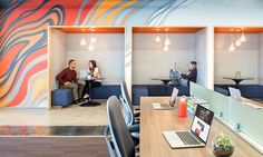 Livefyre, a popular marketing platform that allows companies to engage with their users through a combination of real-time content, conversation and social content curation recently moved into a new headquarters in San Francisco designed by Studio O+A.