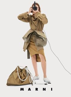 Marni Spring Summer 2017 campaign features Lisa Helene Kramer, Mali Koopman, Jess PW, and Luisana Gonzalez lensed by fashion photographer Barbara Probst. Fashion Shoot, Editorial Fashion, Fashion Beauty, Beauty Editorial, Fashion Designer, Fashion Brand, Womens Fashion, Fashion 2018, Mode Lookbook