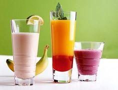 Mango-Himbeer-Cocktail
