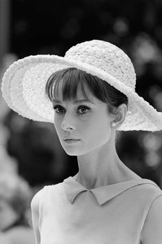 The 44 Most Glamorous Photos of Audrey Hepburn