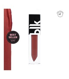 Blk Long-Lasting Liquid Lipstick - Bold Matte Lipstick, Liquid Lipstick, Blk Cosmetics