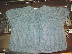 Ravelry: Baby Girl Vest pattern by Suzetta Williams