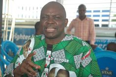 My name is Peter The Rock you hit me you die I hit you you die- Ayo Fayose