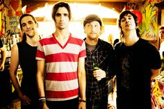 the all-american rejects ;)
