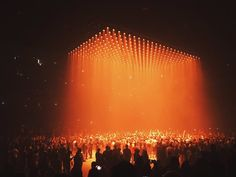 Kanye West Kicks Off 'Saint Pablo' Tour, Floating Stage Wows Crowd