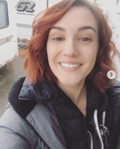 Kat Barrell, Katherine Barrell, Dominique Provost Chalkley, Waverly And Nicole, Hair Cuts, Waves, Hair Styles, Crushes, Pictures