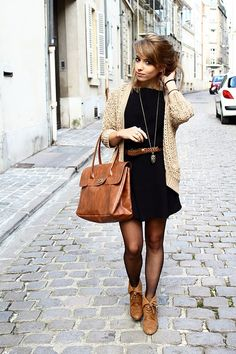 Cute fall outfit - Click image to find more Other Pinterest pins