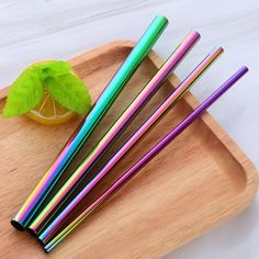 Metal Straight Drinking Straw With Ecological Bag Stainless Steel Food Grade – Home and stuff! Eco Friendly Cleaning Products, Metal Straws, Stainless Steel Straws, Bar Accessories, Fitness Accessories, Green Life, Custom Logos, Ecology, Decoration