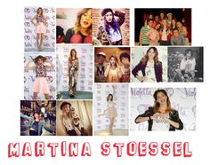 """martina stoessel"" by julia-wolna on Polyvore"