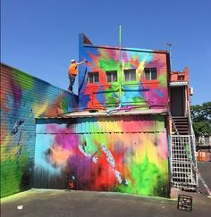 DEAMS at work in Melbourne, 10/15 (LP)