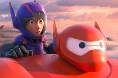 "6 Reasons To Fall In Love With Disney's ""Big Hero 6"""