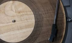 Listen to the world's first laser-cut wooden record; Radiohead and Velvet Underground carved into maple – The Vinyl Factory