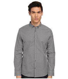 MICHAEL KORS Slim Seith Gingham Shirt. #michaelkors #cloth #shirts & tops