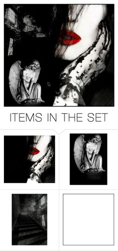 """The Sound of Silence"" by vedranav ❤ liked on Polyvore featuring art"