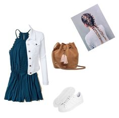 """""""Untitled #64"""" by swinterb on Polyvore featuring Hollister Co., adidas Originals and UGG"""
