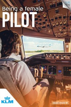 Jacqueline Vollebregt has been a captain for KLM for 27 years, flying on the Boeing I spoke to her about her experiences at the controls. Boeing 777, Female Pilot, Business Money, Air Travel, My Job, Dreaming Of You, Aviation, Blog, Pilots