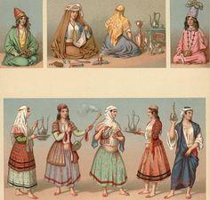 145 besten Orientalische Prunkgewänder für Frauen Bilder ...