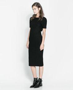 ZARA - WOMAN - BACKLESS DRESS