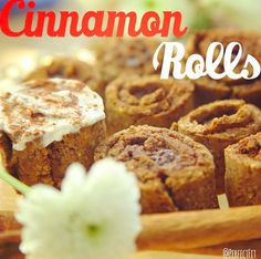 Perfect Fit Protein Cinnamon Rolls!