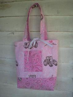 John Deere pink. I Want One!