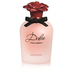 Dolce & Gabbana Parfums Dolce Rosa Excelsa (EDP, 50ml) (250 BRL) ❤ liked on Polyvore featuring beauty products, fragrance, perfume, beauty, makeup, fragrances, accessories, filler, eau de perfume and parfum fragrance