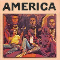 Álbum do grupo America de 1971. Edição da gravadora Warner Bros. Records.