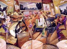 Soul Cafe by Frank Morrison